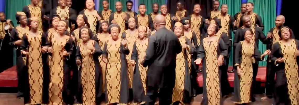 Lagos City Chorale screenshot