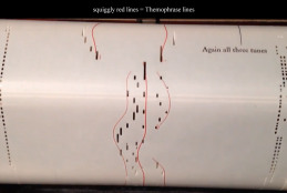 screenshot from video of piano roll